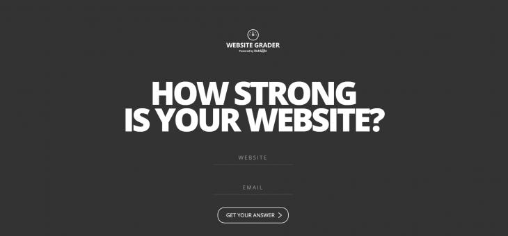 Wie gut ist Ihre Internetseite?
